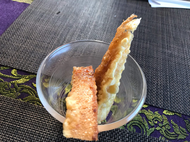 パンと海老